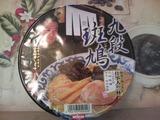 九段斑鳩カップラーメン
