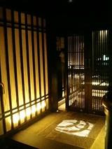 月の雫(玄関)