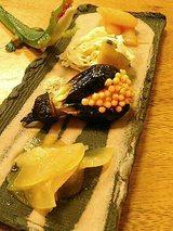 旬野菜料理(4種)