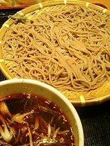 辛味鶏つけ麺(680円)