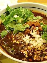 タンタン麺(黒ゴマ)800円
