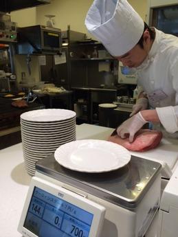 いきなり!ステーキ サーロイン300g (2)