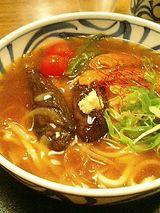 手打ちうどん さくらや 野菜カレーうどん(850円)