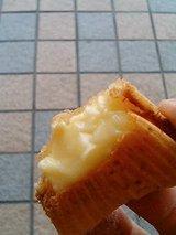 しっぽのあんこ クリーム(130円)