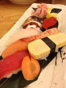 大阪新世界 山ちゃん 寿司