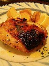 イルアルバータ 鶏の窯焼き