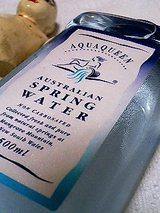 AUSTRALIAN SPRING WATER