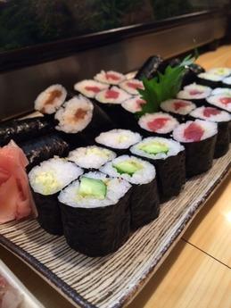 柳すし 寿司 (2)