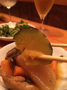 おしゃれ芋貴族 八 おばんざい食べ放題 (3)