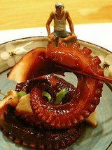 真蛸のわらか煮
