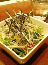 ハンバーグラボ サラダ