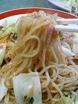 南里飯店 焼そば(590円)