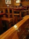ずんどう屋 テーブル席