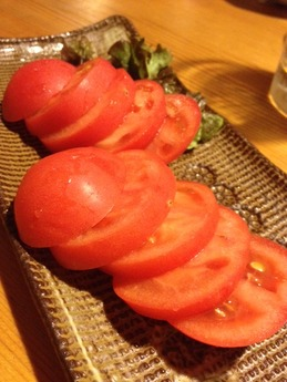 ひゃくたろう 冷トマト