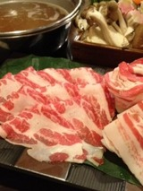 イベリコ屋姫路店 イベリコ豚はりはり鍋