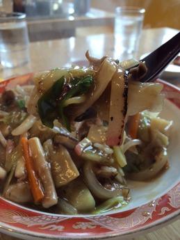 南里飯店 中華丼 (1)