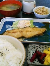 のだ 煮魚定食 630円
