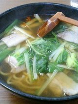 菜麺 菜麺(650円)
