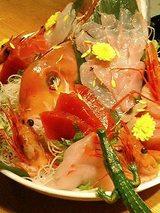 鮮魚5種盛合せ