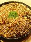 山芋のお好み焼き