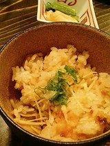 旬門 蛤の土鍋ご飯