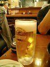 ひさご 生ビール