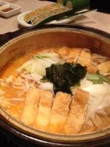 神戸唐唐亭 鍋