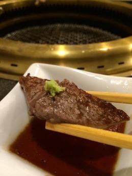 あみ吉 ステーキ (2)