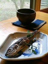 たなか あまごの甘露煮(700円)