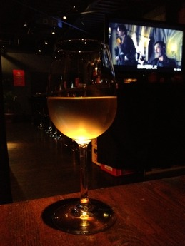 鶏BAR tarutaru 白ワイン
