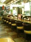 紫陽花飯店 カウンター席