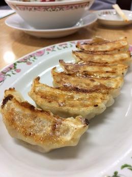 熊本王将 餃子 (1)