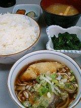 玉子焼定食(680円)
