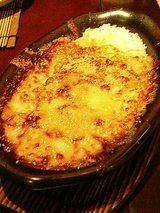 竹膳 イカとホタテとエビのチーズ焼き