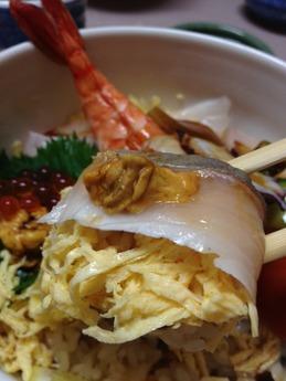 瓢六  海鮮丼