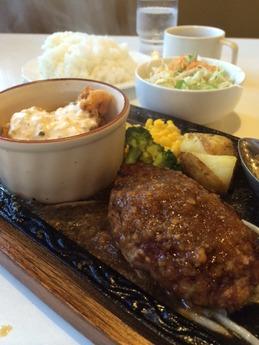 洋食屋 ハンバーグ&チキン南蛮