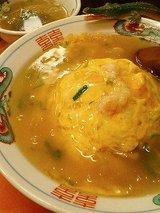 来来飯店 天津飯(577円)