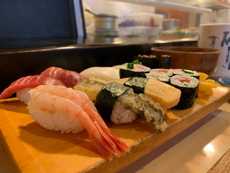 魚がし寿司 (2)