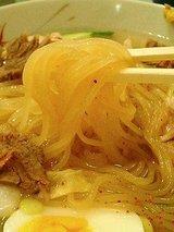平壌冷麺屋 冷麺大(800円)