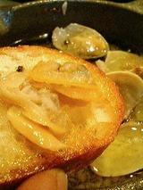 イベリコ屋 アサリのオイル煮780円
