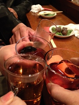 ヌアージ  紹興酒