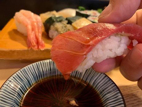 魚がし寿司 (3)