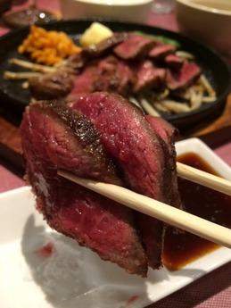 いろはのステーキ (4)