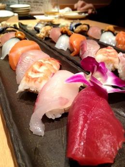 ひょうたん寿司 にぎり盛合せ