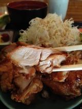 あとむ 若鶏のネギソース定食 850円