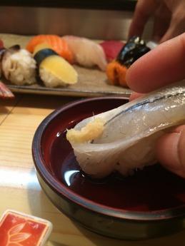 柳すし 寿司 (1)