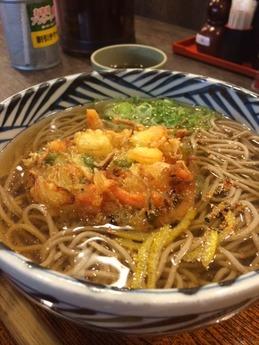 おらか蕎麦 外観 (3)
