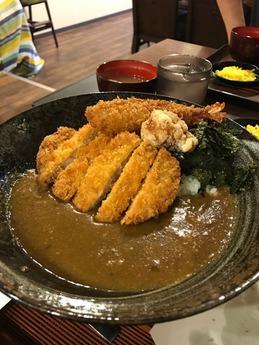三田和風カレー (3)