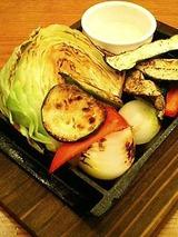 和民 季節畑のグリル野菜 399円