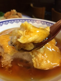 平和楼 天津飯 (1)
